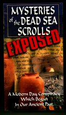 Mysteries of the Dead Sea Scrolls Exposed cover