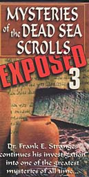 Mysteries of the Dead Sea Scrolls Exposed 3 cover